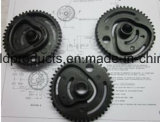 Plastic Mould for Customized Components Auto Gear Wheel