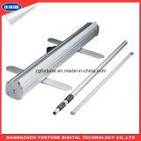 Good Matker Aluminum Telescopic Roll up Stand with Aluminum Feet