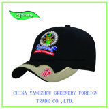 Promotional Heavy Brush Cotton Special Embroidered Sport Cap