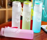 Mineral Beverage Juice Sports Thermos Water Glass Bottle with Wine