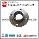 BS4504 BS10 BS En 1092 Forged Carbon Steel Flange