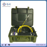 Factory Sale Borehole Locate Fiberglass Inspection Camera (V10-3188DT)