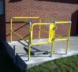 Cuplock Scaffolding System Components - Ladder Safety Gates