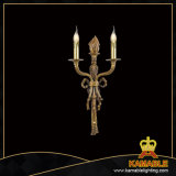 Hotel Room Brass Classical Wall Light (FB-0672-2)