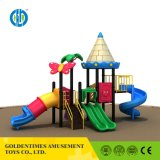 Direct Sale Attractive Colorful Style Kids Games Outdoor Castle Equipment