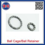 Bronze, Aluminum, POM Plastic, Nylon Steel Ball Retainer, Ball Cage Bushing for Bearings, Bicycle Retainer