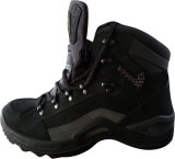 Wholesale Low Price Security Cow Leather Cheap Safety Shoes