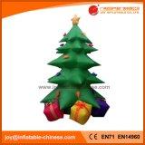Inflatable Santa Claus & Christmas Tree for Christmas (H1-204)