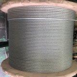 6X37 Ungalvanized Steel Wire Rope