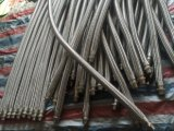 High Pressure Flexible Metal Hose/Pipe/Bellow with Braiding