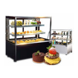 Cake /Chocolate Display Showcase Cooler Commercial Refrigerator Defrost Thermostat Prices Factory Made