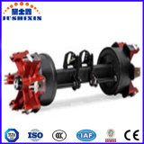 Six Spoke Axles with Good Price Truck/Trailer Parts Steel Axles