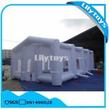 White Inflatable Tent for Restaurant or Wedding