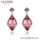 Xuping Jewelry Beautiful Pattern Designs Earring Crystals From Swarovski Fo Gift