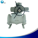 API 6D Top Mounted Flanged Top Entry Trunnion Mounted Ball Valve