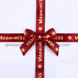 Pre Made Gift Packing Ribbon Bow with Wire Elastic Loop