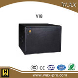 V18 Line Array Speaker Professional Speaker Passive Speaker Loudspeaker Sound System Outdoor Speaker PRO Audio