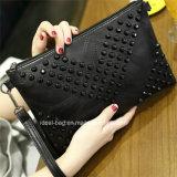 Latest Design Clutch Bag PU Leather Wallet Purse Handmade Design Purse Embroidery Clutch Bag Fashion Clutch Bag Wholesale Price