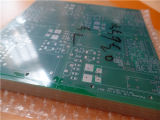 Fr-4 PCB Using 4 Layer Copper with HASL Lead Free and Green Solder Mask