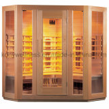Sell 3 Persons Far Infrared Sauna Room with Certificate