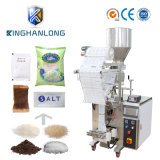 Automatic Vertical Granule Salt / Rice / Bean / Seed / Spice / Sugar/ Popcorn/ Fruit / Tea Bag Stick Sachet Food Packing Packaging Filling Sealing Machine