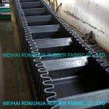 High Strength Ep/Nn/High Temperature/Tear Resistant/Wear Resistant/Conveyor Belting/Corrugated Sidewall Conveyor Belt