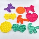Push Bubble Fidget Toys Pop It Autism Special Needs Stress Reliever