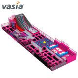 Vasia Cheap Commercial Kids Amusement Park Trampoline for Sale