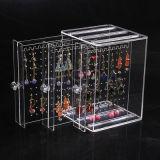 Acrylic Jewelry Storage Box Earrings Display Box
