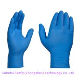 in Stock Disposable Nitrile Latex Glove Examination Gloves Factory with Ce and FDA