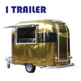 I Trailer Aluminum Food Car for Austrlia Standard