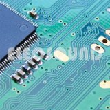 PCB 2 Layers Rigid Board Fr4 1.6mm 1oz Copper Hal Lead Free