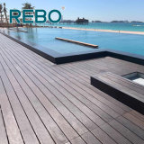 Swimming Pool Decking Bamboo Wood Marine Black Flooring Waterproof