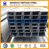 Galvanized Structural Steel Section U Channel Steel/C Channel