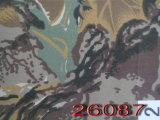 Polyester/Cotton Twill Shrubbery Hunting Camo Fabric
