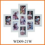MDF Collage Photo Frame (WD09-21W)