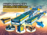 Square Duct Automatic Forming Line 5/HVAC Auto Ducting Line Production Equipment, Tube Forming Machine