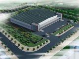 Logistics Warehouse, Flexible Steel Structure (SS-46)