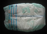 Cloth-Like Film, with Wetness Indicator Baby Diaper, Baby Nappy
