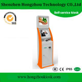 Intelligent Self Service Parking Payment Kiosk in Parking Lot