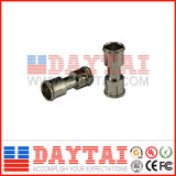 China Factory Price CE Approved 75ohm Quick Male CATV Connector