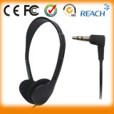 Stereo Aircraft Headphones Disposable Headphones