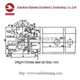 Chinese Standard Yb222-63 24kg Steel Light Rail