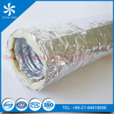 Isoduct R6 Fiberglass Insulation Flexible Duct with Aluminum Foil