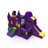 Halloween Inflatable Jumping Castle Small Inflatable Bouncer