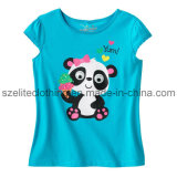 High Quality Blue T-Shirts for Baby Girl (ELTCCJ-56)