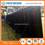 P5 P6 High Quality Full Color Sport LED Screen Panel