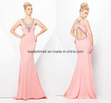 Cross Back Evening Gowns Mermaid Sexy Fashion Formal Dresses Ra938