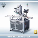 Skilt Factory Full Filled Bag Top Surface Sticker Labeling Machine