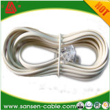 Telecommunication Cat3 Data for Communication Use Telephone Cable